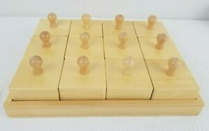 Guide Craft Wooden Sound Boxes Shake The Boxes And Match The Sounds Learning Toy