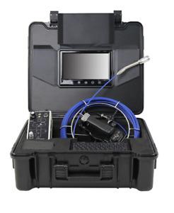 30m - Rohrkamera Kanalkamera, digitalem Meterzähler,Dateneinschreibung,Aufnahme,