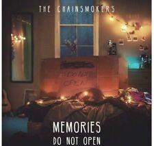 The Chainsmokers : Memories...Do Not Open Rock 1 Disc CD