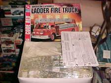 AMT--------AMERICAN LAFRANCE LADDER FIRE TRUCK