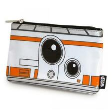 STAR WARS VII The FORCE Awakens Licensed BB-8 Droid Pencil Case BAG Loungefly