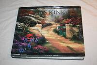 Thomas Kinkade Masterworks of Light 2001 Hardcover First Ed.