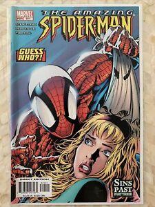 AMAZING SPIDERMAN 511 STRACZYNSKI DEODATO Gwen Stacy
