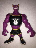 1996 Space Jam Bupkus Purple 7 Inch Action Cigure Monstars Monster Alien