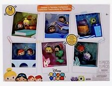Disney Tsum Tsum Tsweet 'n Tsinister Collection 15 Piece Toys R Us Tru Exclusive