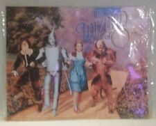 New, Sealed The Wizard Of Oz Yellow Brick Road Tin Sign Crystal Art 1998 12 x 15