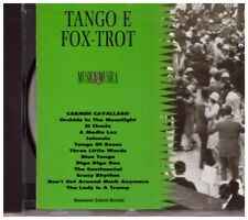 TANGO E FOX-TROT - MUSICA & MUSICA - CD