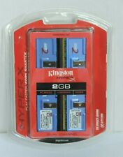 Kingston HyperX 2GB Kit (2x1GB) 1066MHz DDR2 Desktop Memory (KHX8500D2K2/2GR)