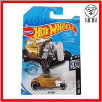Ford 32 Rod Squad Steve Caballero Diecast 4/10 105/250 Boxed Hot Wheels Mattel