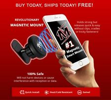 NEW Magnetic Cell Phone Car Smart Magna Mount Hands FREE Smartphone Car Holder