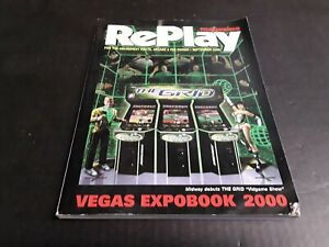 RePlay Monthly September 2000