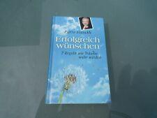 Buch Erfolgreich wünschen von Pierre Franckh guter Zustand
