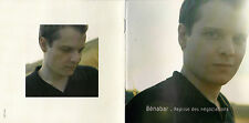 CD 12T BENABAR REPRISE DES NÉGOCIATIONS DE 2005