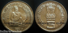 India Inde Indien Tamil Conference UNC New 1995 5 Rs