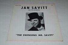 Jan Savitt and His Orchestra~The Swinging Mr. Savitt~Private Label~Colored Vinyl