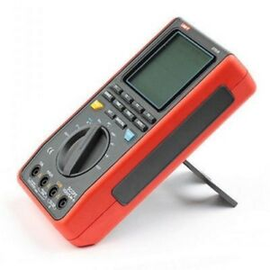 UNI-T UT81B/C LCD Digital Scopemeter Multimeter Oscilloscope w/USB/ AC/DC Tester