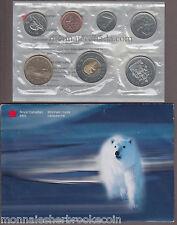 1999 CANADA BRILLIANT UNCIRCULATED SET - B812