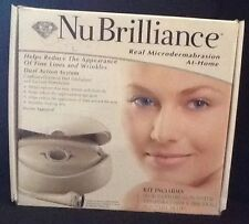 NuBrilliance Real Microdermabrasion At Home 30212 Used