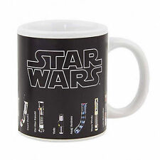 Star Wars Heat Change Lightsaber Coffe Tea Mug Gift Boxed Jedi New