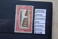 FRANCOBOLLI ITALIA COLONIE CIRENAICA NUOVI** STAMPS ITALY MNH** (A59298)