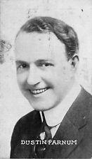 "Manchester NH ""The Lyric Theatre"" 1918 Movie List D. W. Griffith Dustin Farnum"