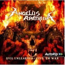 ANGELUS APATRIDA - EVIL UNLEASHED/GIVE 'EM WAR 2 CD NEUF