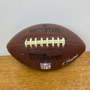 Wilson NFL Extreme American Football Ball Soft Grip Official