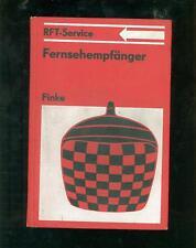 RFT-Service Fernsehempfänger