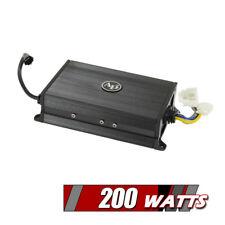 Audiopipe Mini Design 2 Channel CLass D Amplifier 200 Watts APMO-5200WR