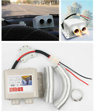 Single Switch, Dual Air outlet Car Heater Defrost Mist 12V Battery Strong Wind