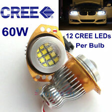 BMW E90 E91 60W CREE XR-D LED GEN.3 ANGEL EYE LED MARKER BULBS SUPERIOR QUALITY