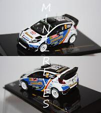 Ixo Ford Fiesta RS WRC Rally Monte Carlo 2014 F. Delecour 1/43 RAM571