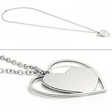 NOMINATION ITALY LOVE COLLECTION HEART EARRINGS 024531-014 + NECKLACE 024520-014