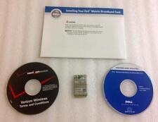 New Dell Mobile Broadband Wireless 5700 Mini PCI-e Card Kit KF773 CF265
