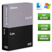 Ableton Live Suite 10  ✅ Full Version 🔐 Lifetime License Key✅  Fast Delivery