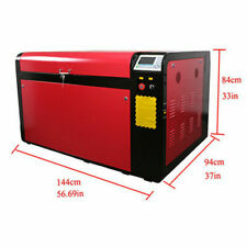 100W Laser Schneiden Maschine 100 0*600MM CO2 Laser Cutter CW5000