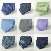 Mens 9CM Ties Designer Collection Bulk Lot #2 Formal Business Wedding Neckties