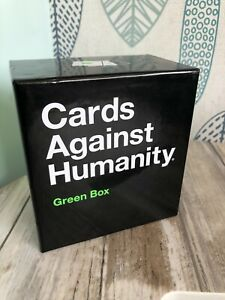 Cards Against Humanity Green Box Expansion Pack Card Game