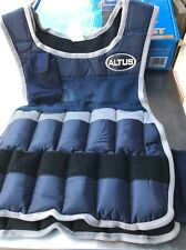Weighted Vest Up To 10 Pounds Adjustable Training Workout Exercise Walking