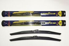 1986-1995 Mercury Sable Goodyear Hybrid Style Wiper Blade Set of 2