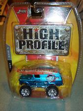 2006 Jada Toys Haut Profile de Vagues 4 Ford F-100 Gris #039
