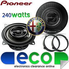"PIONEER ALFA ROMEO 147 2000-2014 6,5 "" 17cm 240 watts haut-parleurs de porte avant voiture"