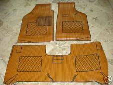 Set di tappetini 4stk Tappetini Gomma Tappetini ANTERIORE POSTERIORE BMW 3 e36 a3 a2 SAXO