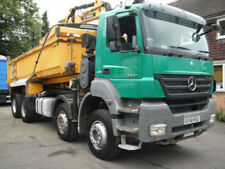 Right-hand drive Mercedes-Benz Commercial Tippers
