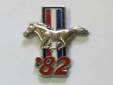 1982 Mustang Pin, Ford  Mustang Lapel Pin    , (**)