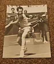 Action photo of JOHN McENROE - excellent condition, circa 1982