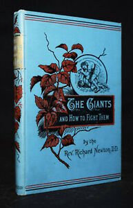 Newton, The Giants. And how to fight them - 1889 - RIESEN