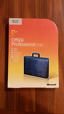 Microsoft Office Professional 2010 for 2 PCs GENUINE BRAND NEW SEALED BOX