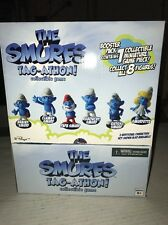 Smurfs Tag-athon! Retail Box Of 24 Boosters For Figure Game.  Smurfing Awesome!