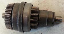 PIAGGIO ZIP 2000 4 tempi 50cc pignone ingranaggio avviamento originale